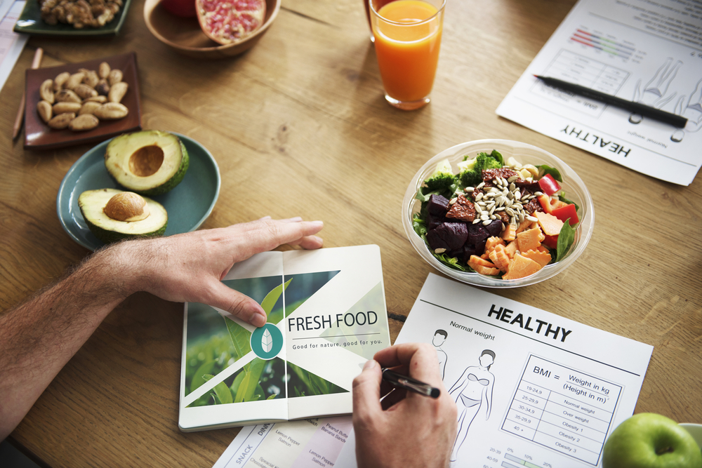 Diet and nutrition fertility